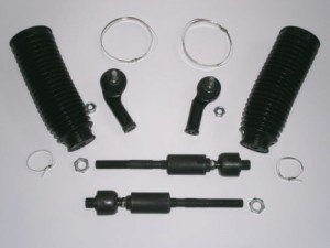Čepy řízení + spojovací tyče řízení s manžetami přední náprava Alfa Romeo 156 932