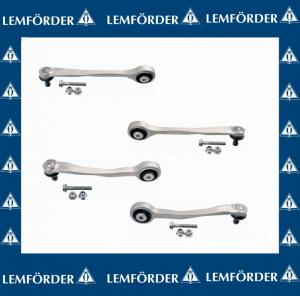 4x rameno přední horní Lemförder AUDI A4, A5, Q5