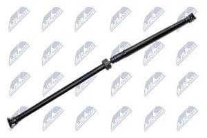 Kardanový hřídel, kardanová tyč NISSAN QASHQAI AWD 07-12, RENAULT KOLEOS 2.0dCi, 2.5 AWD 08-