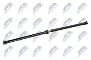 Kardanový hřídel, kardanová tyč NISSAN QASHQAI AWD 07-13, X-TRAIL T31 AWD 07-13, RENAULT KOLEOS AWD 07-16