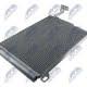 Kondenzátor, chladič klimatizace MINI (R50-R53) (01-) ONE 1.4D