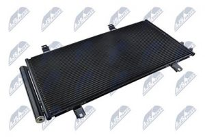Kondenzátor, chladič klimatizace TOYOTA AVALON III (# X30) (05-) 3.5 I V6 24V, CAMRY (XV4 #) (07-) 2.4 I