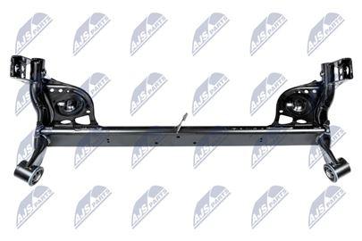 Nápravnice, nosný rám zadní náprava NISSAN MICRA K12 02-